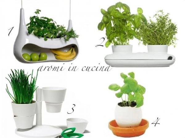 Bouquet di aromi aboutgarden - Aromi in cucina ...