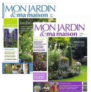 Magazine aboutgarden for Mon jardin ma maison