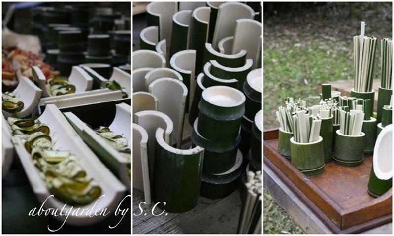 Bamb aboutgarden for Pergolato con canne di bambu