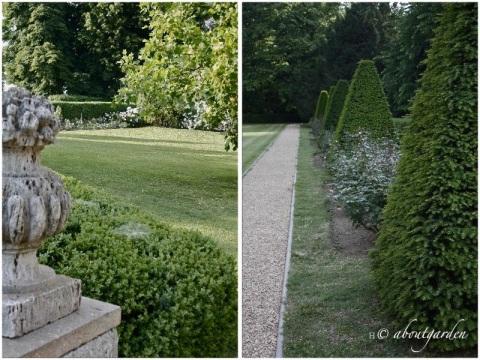 Giardino romantico di villa d agli aboutgarden - Giardino fiorito torino ...