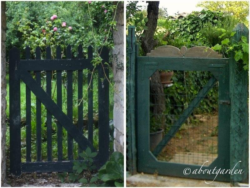 Cancelli in giardino aboutgarden for Cancelletti per cani da esterno