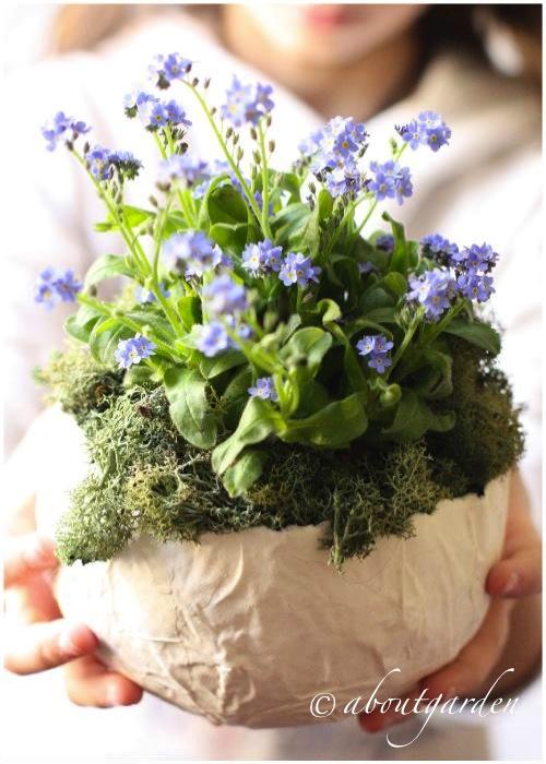 Diy decorazioni floreali per pasqua aboutgarden - Decorazioni per pasqua ...