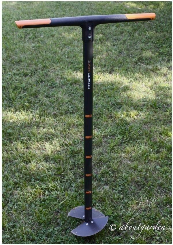 Trivella fiskars grande aiuto aboutgarden for Quanto costa un impianto di irrigazione per giardino