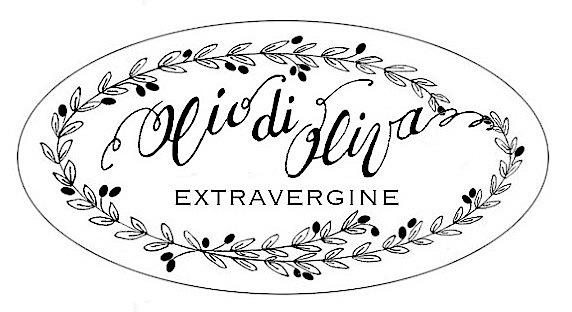 Favoloso etichetta olio di oliva | aboutgarden EX01
