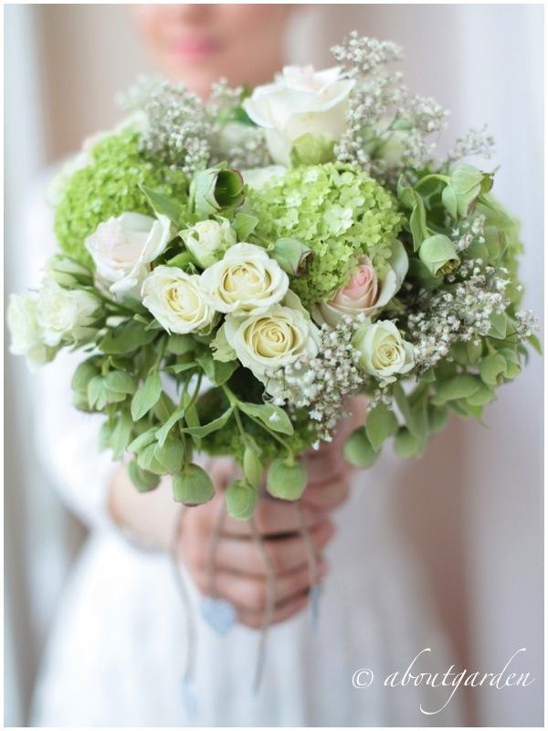 Mazzo Di Fiori Shabby.Diy Shabby Chic Wedding Bouquet Aboutgarden