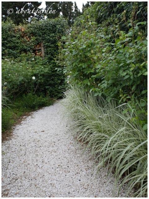 giardino bianco