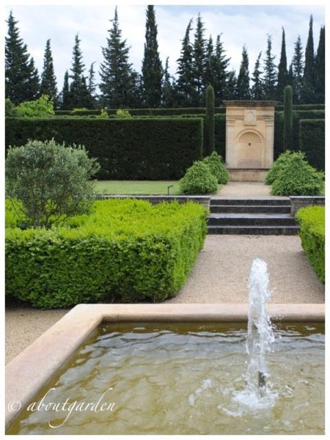 jardin Mas de la Brune