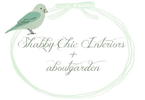 Shabby chic in the garden 2013