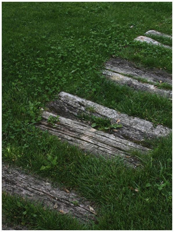 Camminamento Giardino Fai Da Te.Piante E Fiori Come Realizzare Un Piccolo Giardino Camminamento