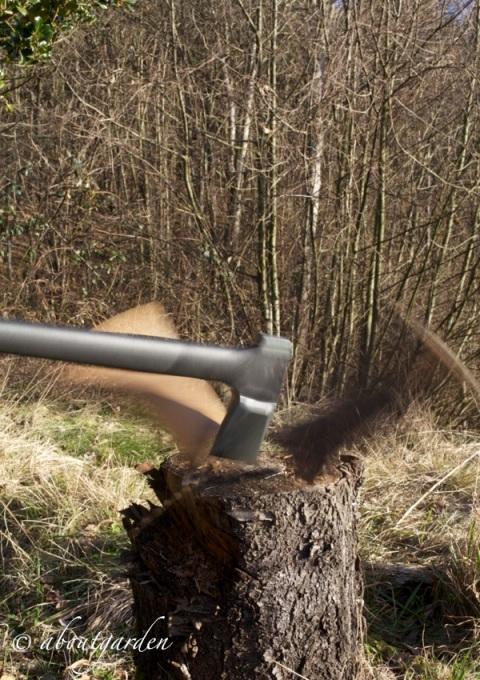taglio legno 2 FISKARS