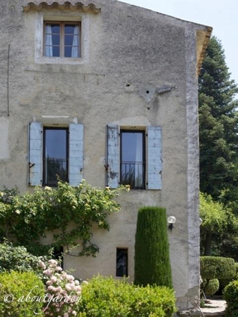 maison jardin La Louve