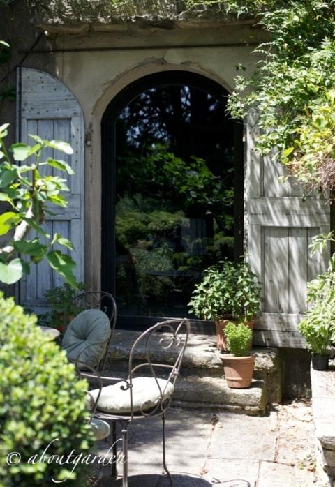 terrazzino jardin La Louve