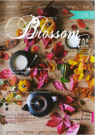 copertina Blossomzine N°6