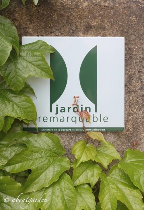 Jardin remarquable