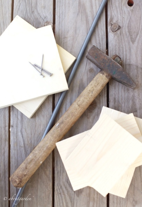 Diy costruire una casetta per gli insetti aboutgarden - Costruire una casetta ...