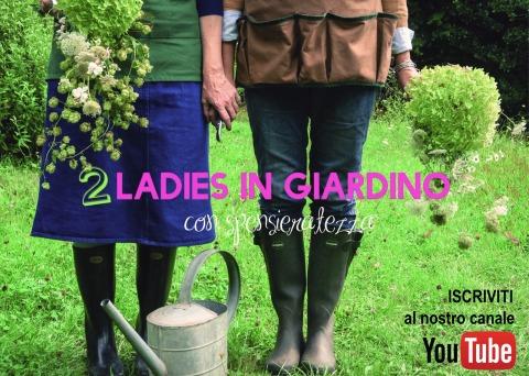 promo canale 2 Ladies in Giardino