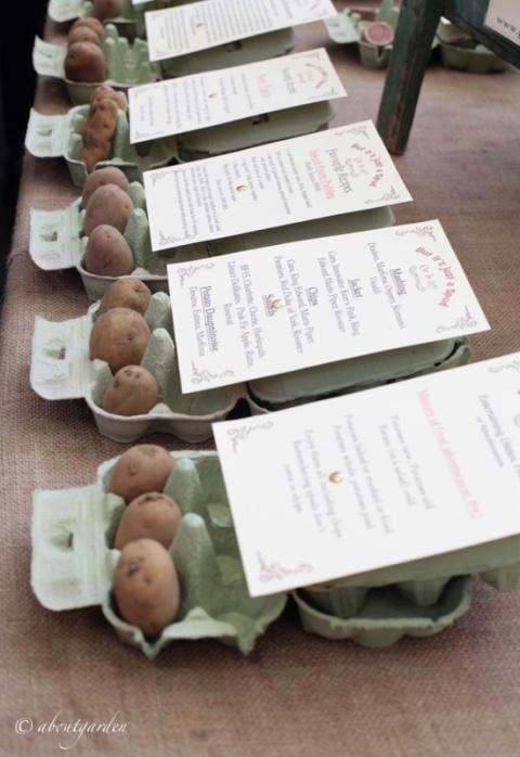 patate antiche varietà