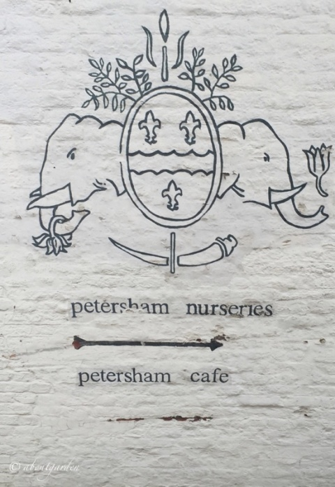 Petersham nurseries ingresso