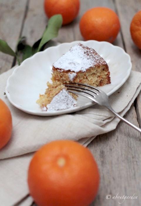 fetta torta arancia amara