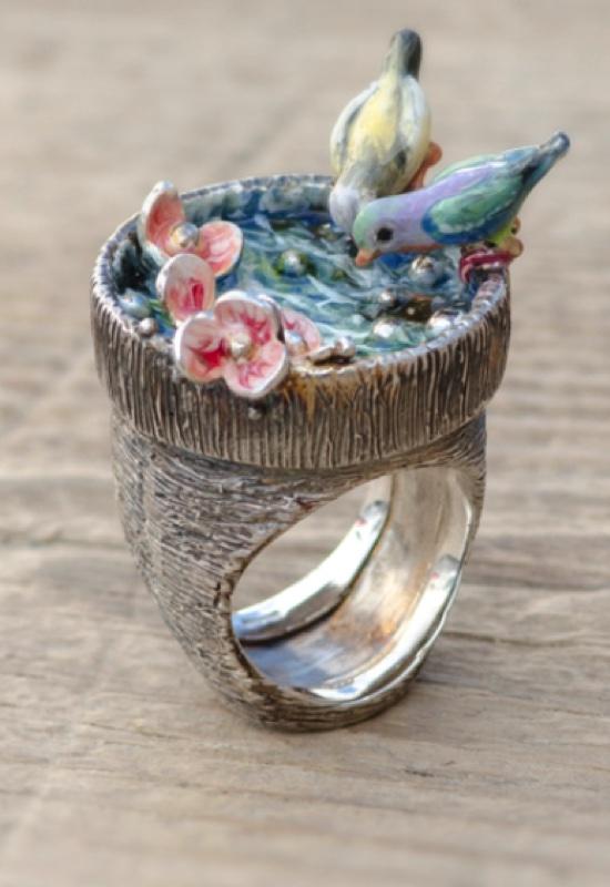 anello nido