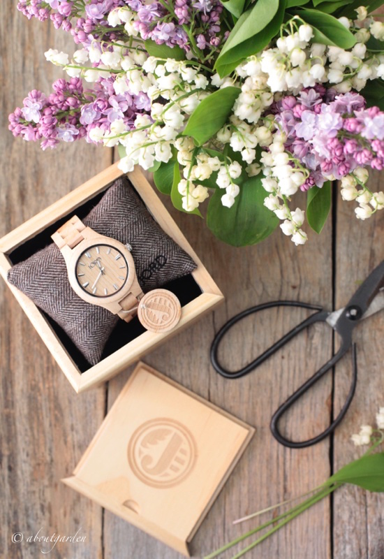 Woodwatches box