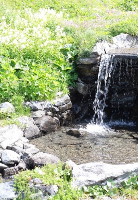 cascata roccera