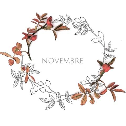 novembre garland