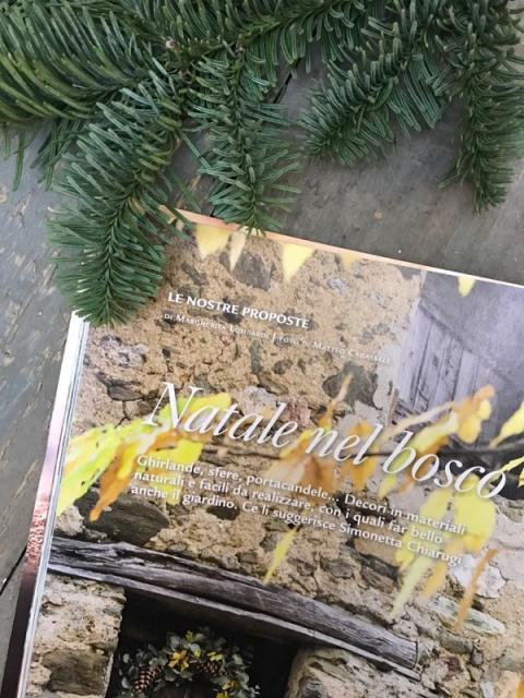 il Boscogiardino su Gardenia di dicembre 2017